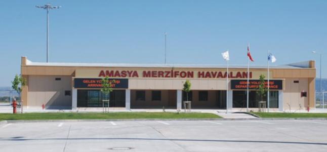 Merzifon  Havaalanı (MZH)