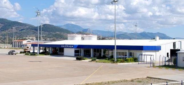 Gazipaşa Havaalanı (GZP)