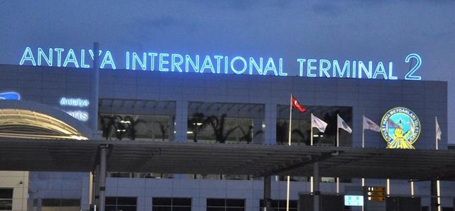 Antalya Havaalanı (AYT)