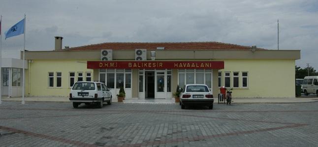 Merkez Havaalanı (BZI)