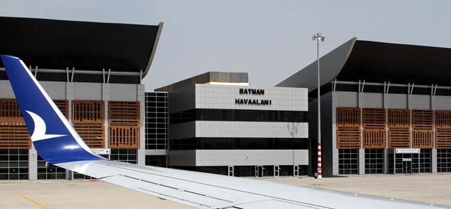 Batman  Havaalanı (BAL)