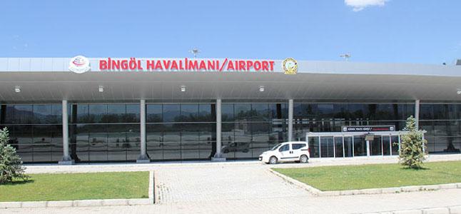 Bingöl  Havaalanı (BGG)