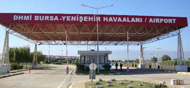 Yenişehir  Havaalanı (YEI)