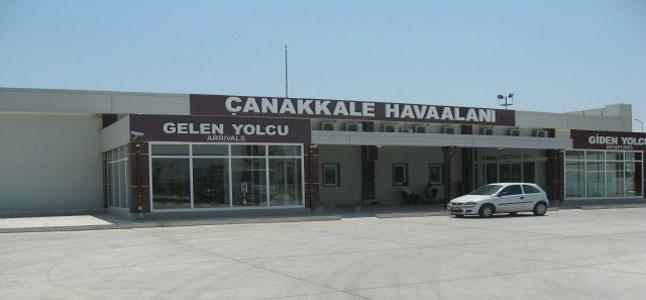 Çanakkale  Havaalanı (CKZ)