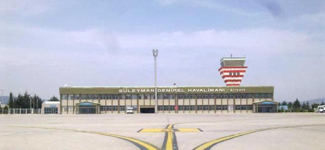 Isparta Süleyman Demirel Havaalanı (ISE)