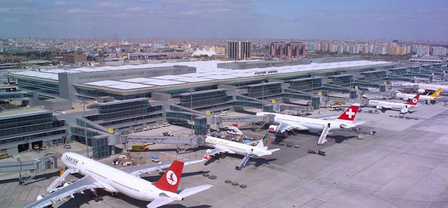 İstanbul Atatürk Havaalanı (IST)