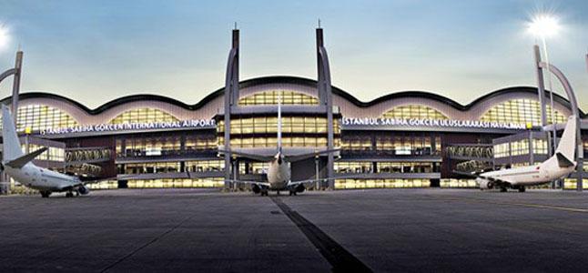 Sabiha Gökçen  Havaalanı (SAW)