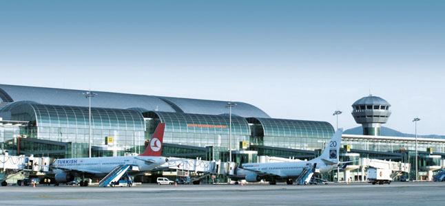 İzmir Adnan Menderes Havaalanı (ADB)