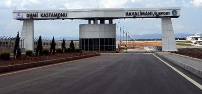 Kastamonu  Havaalanı (KFS)
