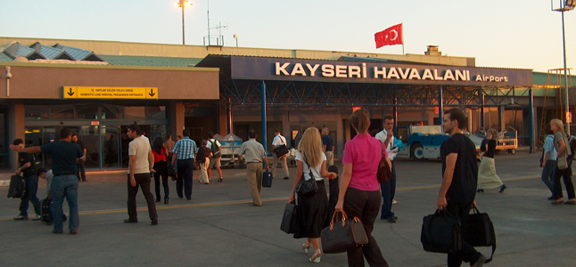 Kayseri  Havaalanı (ASR)