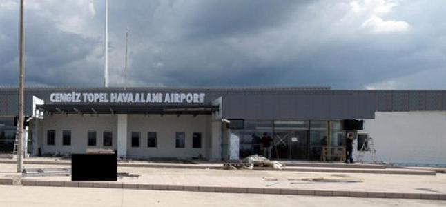Cengiz Topel  Havaalanı (KCO)