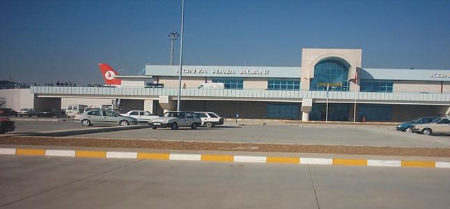 Konya  Havaalanı (KYA)
