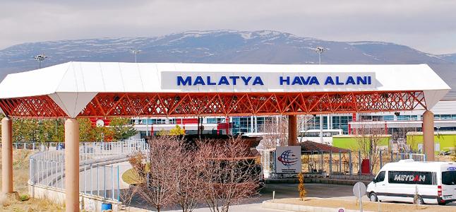 Malatya Havaalanı (MLX)