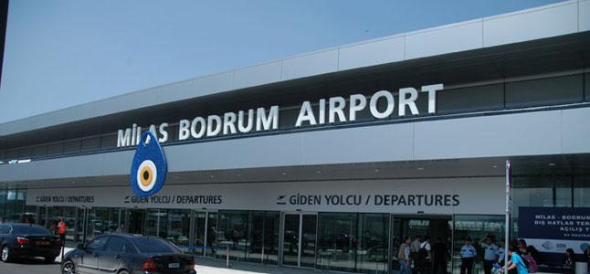 Muğla Milas Bodrum  Havaalanı (BJV)
