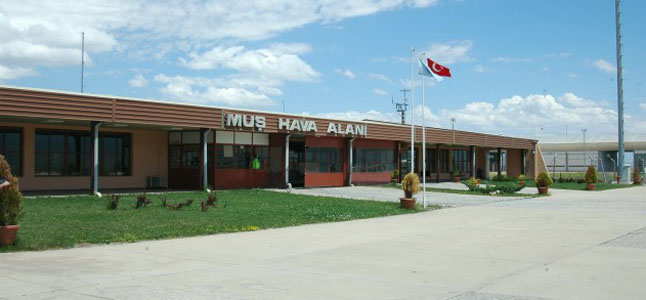 Muş  Havaalanı (MSR)