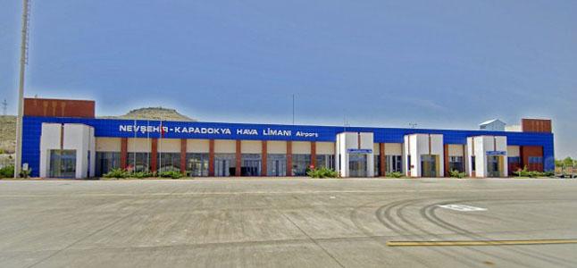 Nevşehir Kapadokya Havaalanı (NAV)