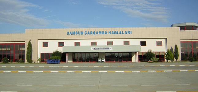 Samsun Çarşamba Havaalanı (SZF)
