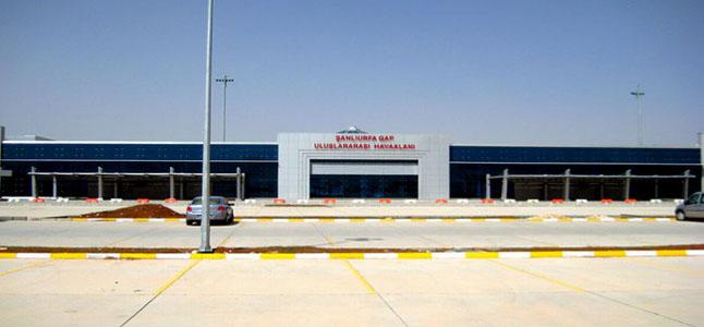 Şanlıurfa Gap Havaalanı (GNY)