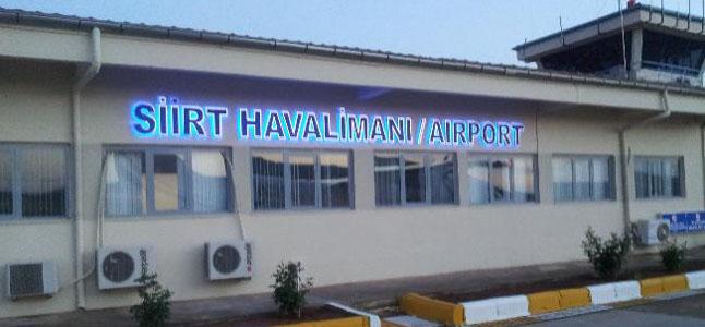 Siirt  Havaalanı (SXZ)
