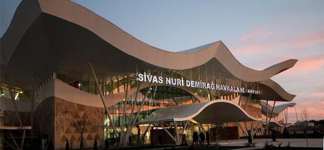 Nuri Demirağ  Havaalanı (VAS)