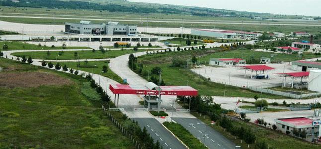 Çorlu Havaalanı (TEQ)