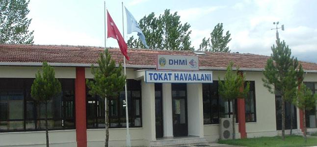 Tokat  Havaalanı (TJK)