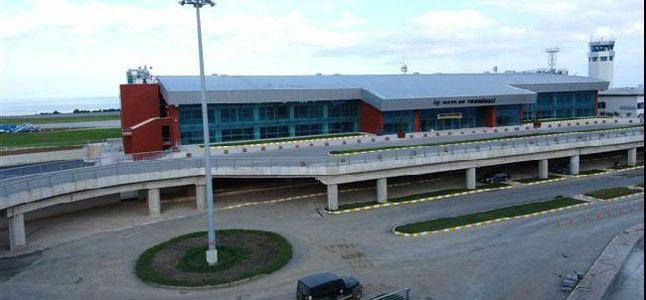 Trabzon  Havaalanı (TZX)