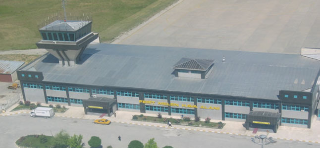 Ferit Melen  Havaalanı (VAN)